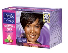Dark and Lovely MOISTURE PLUS SUPER  YENİ AMBALAJINDA