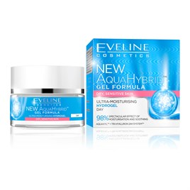 Eveline - NEW AQUA HYBRID - Gel Formula 50ml
