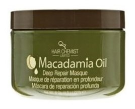 Hair Chemist Macadamia Oil Deep Repair Masque 227gr