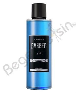 Barber Kolonya Cam NO 2 Eau De Cologne 500 ml