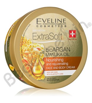 Eveline ExtraSoft Argan Yağı 175 ml